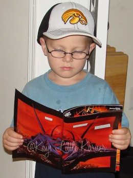 My little Hawkeye, 2011