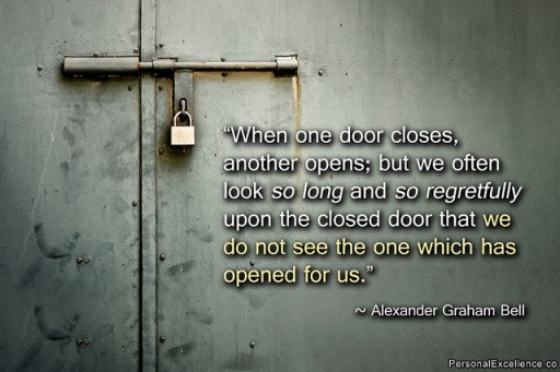 closed gate quote
