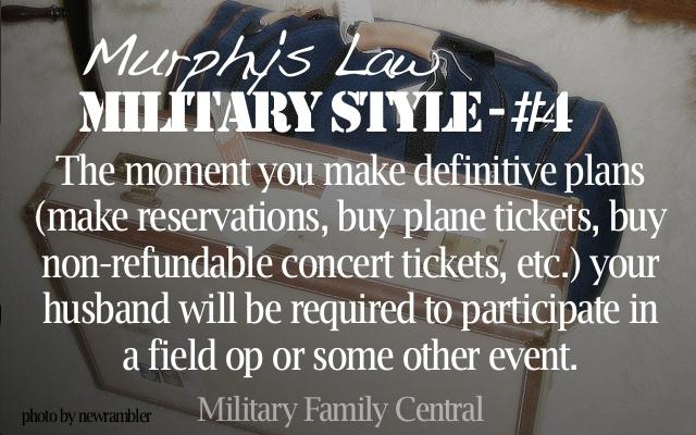 military murphy