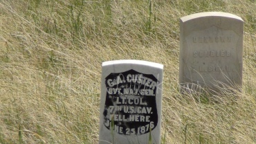 Custer's Marker