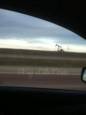 Oil rigs in MT, WY, SD