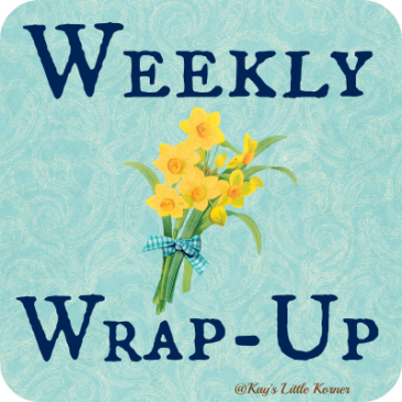 weekly wrap button
