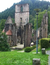 Kloster ruins