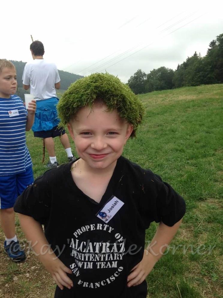 JJ is a moss-head