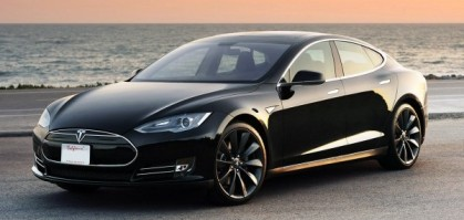 Tesla Model S (electric)
