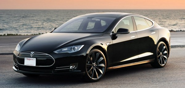 Tesla Model S (electric)